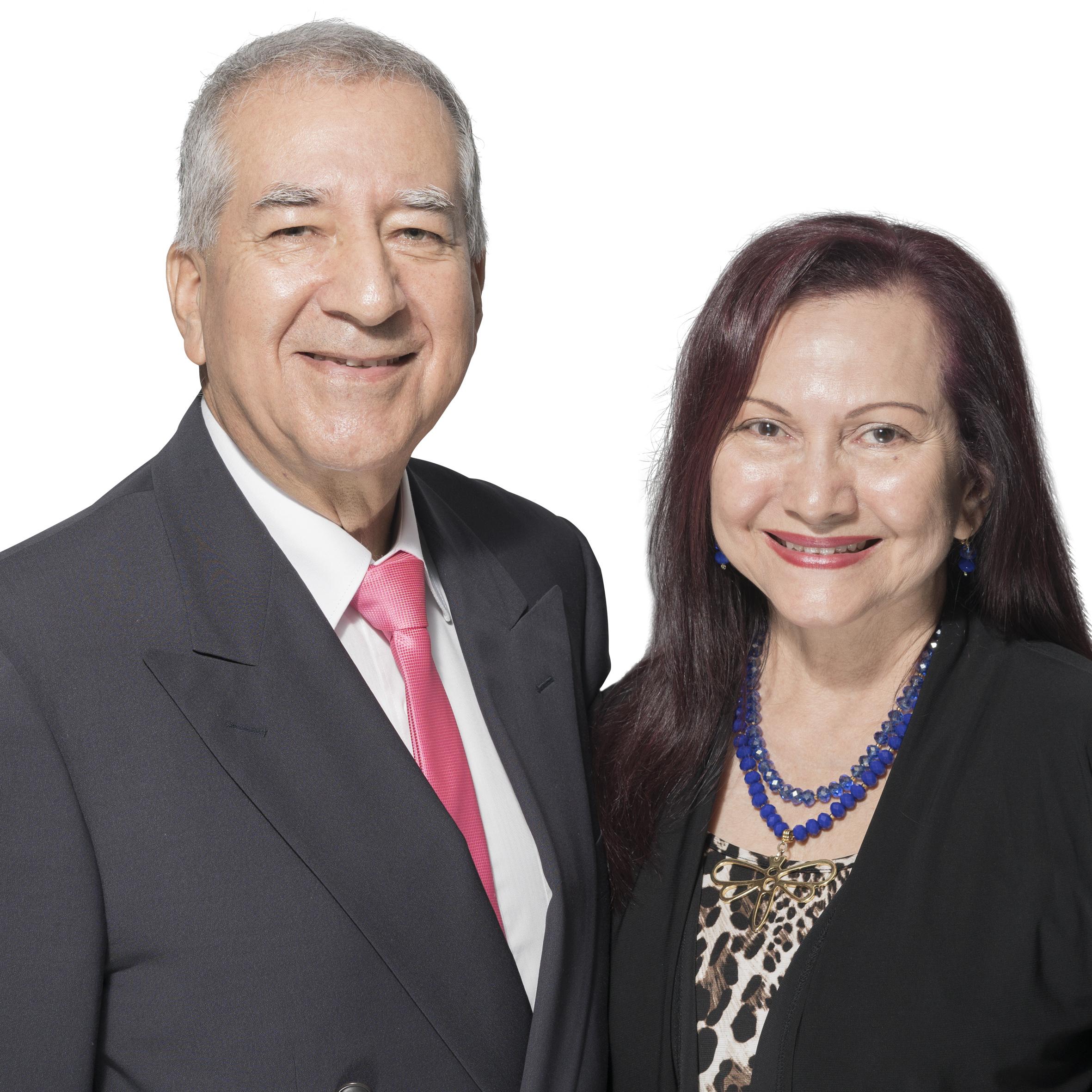 Luis Eduardo y Rosalia Oviedo